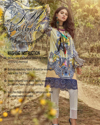 Maria B Lawn Collection (Replica)(Unstitched)