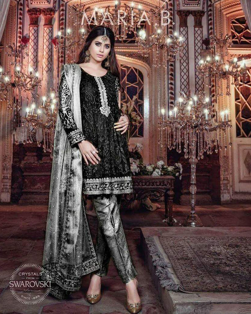 Buy Maria B Full Lawn Embroidered Suites Collection (Replica)(Unstitched) Online in Karachi, Lahore, Islamabad, Pakistan, Rs.{{amount_no_decimals}}, Ladies Replica Suit Online Shopping in Pakistan, Maria B, Brand = Panjwani, Clothing, Collection = Maria B Full Lawn Embroidered Suites Collection, Dupatta = Heavy Embroidered Net Dupatta, Lawn Suit, Material = Lawn, Replica Lawn Suits, Replica Suit, Size = Unstitched, Style = Printed & Embroidered, Unstitched Suits, Women, Womens Pakistani Clothing, Online Shopping in Pakistan - diKHAWA Fashion