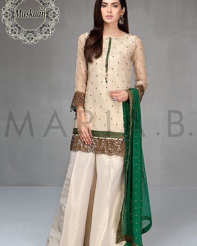 Maria B Pret Collection-SF-1633 (Replica)(Unstitched)