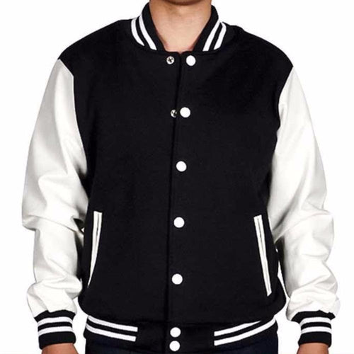 Black & White - Winter Season Jackets For Mens - Men Jackets - diKHAWA Online Shopping in Pakistan