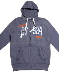 Gray Livergy Hoodie for Mens - Winter Season Collection For Mens - Men Hoodies - diKHAWA Online Shopping in Pakistan