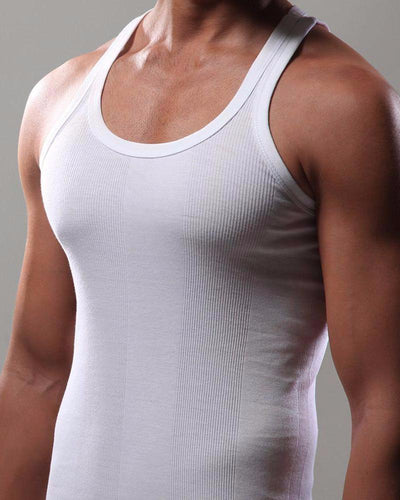 BigBen - Fine Rib Mens Sleeveless Vest - Cotton Vest - Vest - Banian - diKHAWA Online Shopping in Pakistan