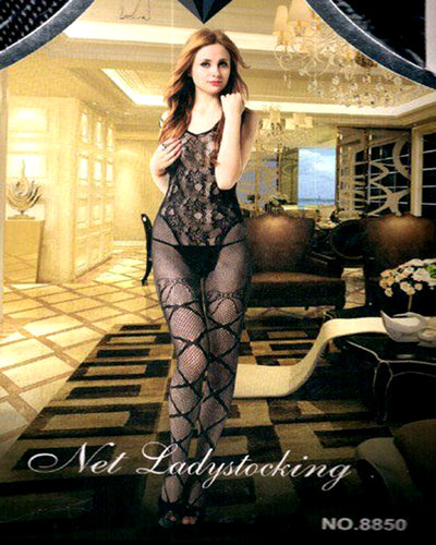 Net Lady Stocking MOZE - 8850