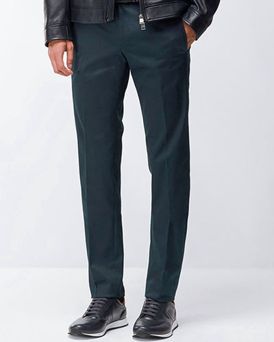 Mens Cotton Dress Pants By Hugo Boss - 1011