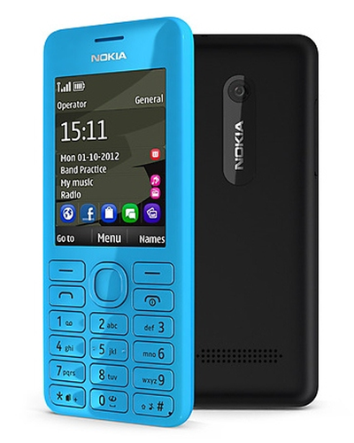 Nokia 206 Price, Review & Specifications With Pictures In Pakistan