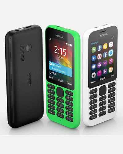 Nokia 215 Price & Specifications With Pictures In Pakistan