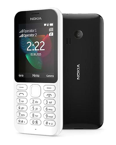 Nokia 222 Dual Sim Price & Specifications With Pictures In Pakistan