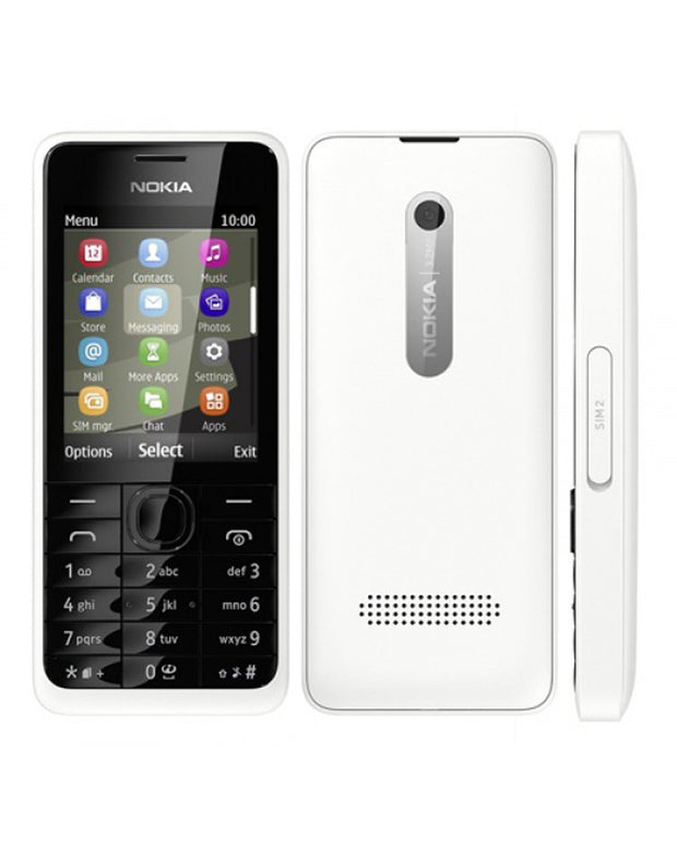 Nokia 301 Price, Review & Specifications With Pictures In Pakistan