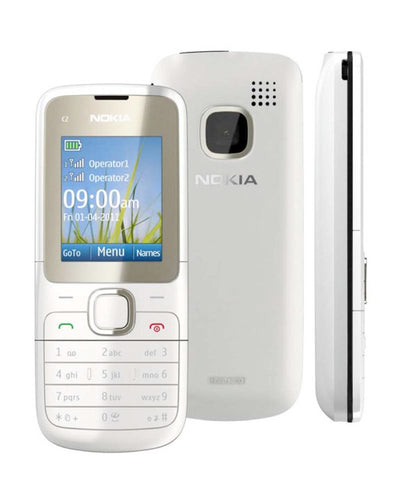 Nokia C2 00 Price & Specifications With Pictures In Pakistan