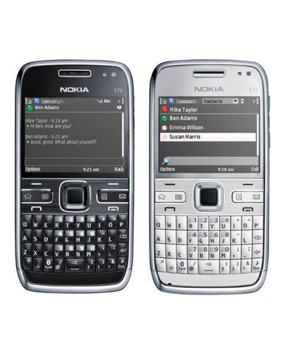 Nokia E72 Price, Review & Specifications With Pictures In Pakistan