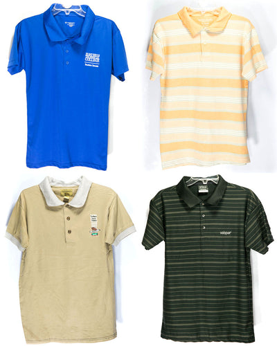 Pack of 4 Mens T-shirts Deal # MT517 - Export Stock Lot