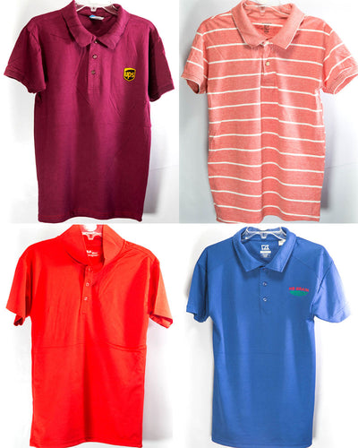 Pack of 4 Mens T-shirts Deal # MT524 - Export Stock Lot