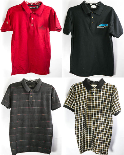 Pack of 4 Mens T-shirts Deal # MT527 - Export Stock Lot