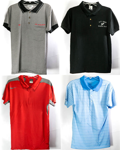 Pack of 4 Mens T-shirts Deal # MT529 - Export Stock Lot