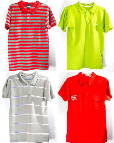 Pack of 4 Mens T-shirts Deal # MT535 - Export Stock Lot