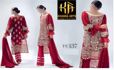 GUL AHMED 2018 - Replica - Unstitched