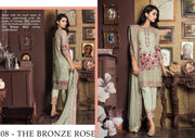 Imrozia Premium Embroidery Suit - Replica - Unstitched