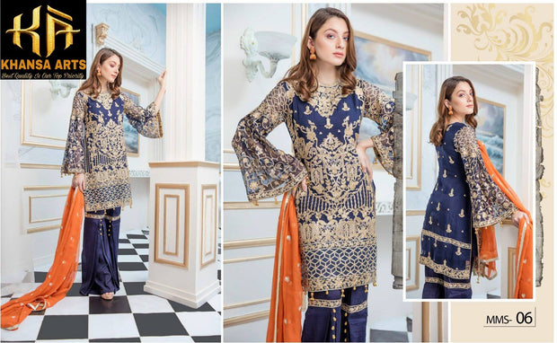 MARYAM'S COLLECTION 2018 - Replica - Unstitched