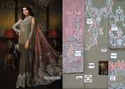 Ayra Luxury Chiffon Collection 2018 - Replica - Unstitched