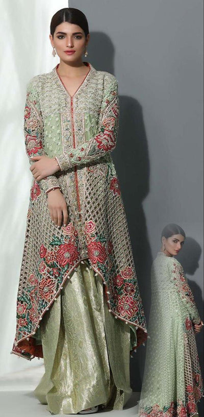 Annus Abrar Bridal Collection - Replica - Unstitched