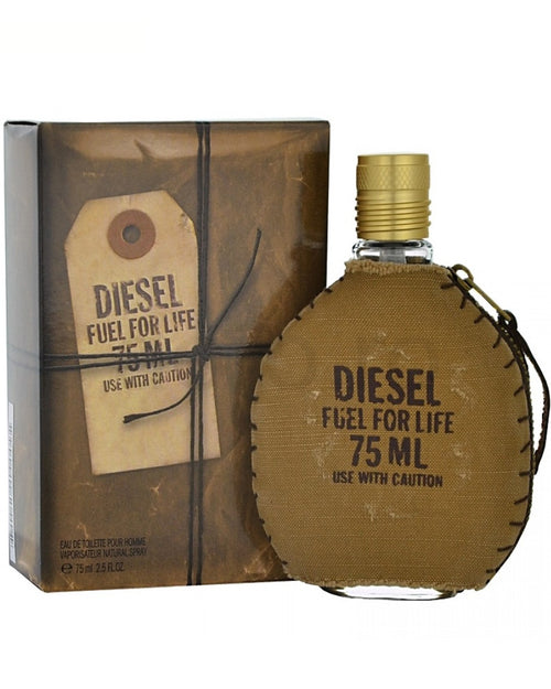 Diesel Perfume - Fuel For Life 75ml