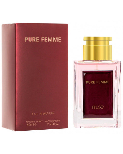Pure Femme Perfume By Muse For Women – 80ml.e