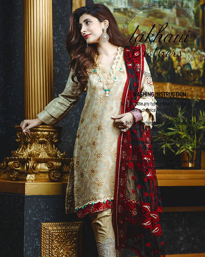 Rangrasiya Masori Full Embroidered (Replica)(Unstitched)