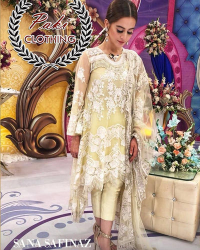 SANA SAFINAZ BRIDAL SUIT (Replica)(Unstitched)
