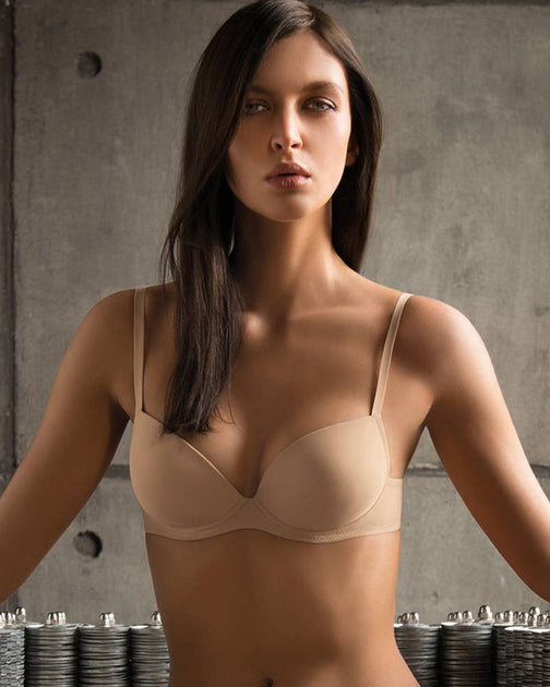 03f96aa7ba1be Secret Treasure Push Up Bra - Skin - T-Shirt Bra Single Padded Push Up –  Online Shopping in Pakistan - diKHAWA Fashion