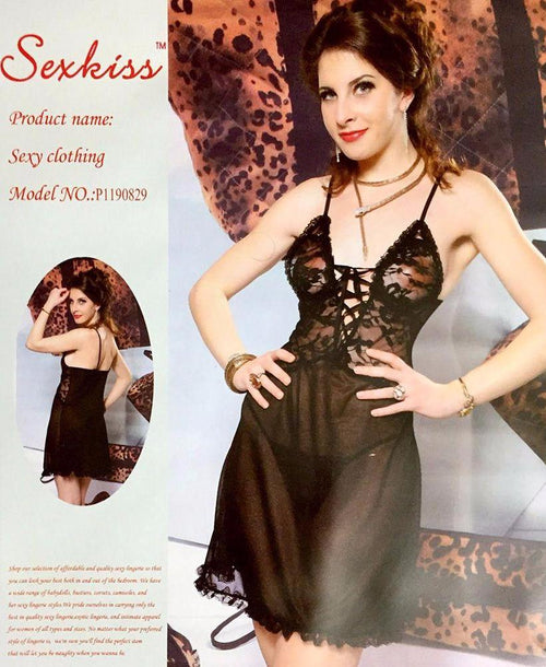 Buy Sexkiss Lingerie - Bridal Lingerie - P1190829 Online in Karachi, Lahore, Islamabad, Pakistan, Rs.1050.00, Nighty Online Shopping in Pakistan, SexKiss, best Lingerie Brands in Pakistan, Branded Lingerie, Bridal lingerie, buy lingerie online, cf-type-nighty, cf-vendor-sexkiss, hottest lingerie, ladies lingerie, ladies Lingerie Pakistan, lingerie in islamabad, lingerie in karachi, lingerie in khyber pakhtunkhwa, lingerie in lahore, lingerie in mardan, lingerie in multan, lingerie in peshawar, lingerie in quetta, lingerie in sialkot, lingerie in sukkar, lingerie online shopping, lingerie online shopping in pakistan, lingerie pakistan, lingerie shop, Lingerie.com, Lingerie.com.pk, Lingerie.pk, Sexy lingerie, top ladies Lingerie Brands, top Lingerie, Wedding lingerie, women lingerie, women's lingerie, woo_import_2, www Lingerie com, www Lingerie pk, diKHAWA Online Shopping in Pakistan