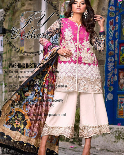 Shiza Hassan Lawn Collection (Replica)(Unstitched)