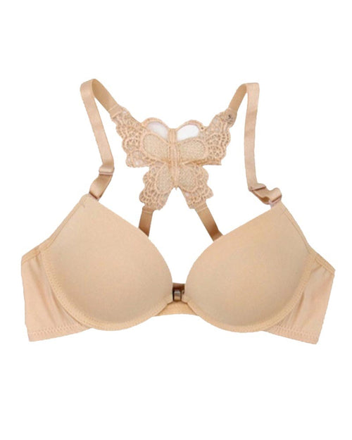 Sexy Butterfly Bra Skin - Single Padded Under Wired