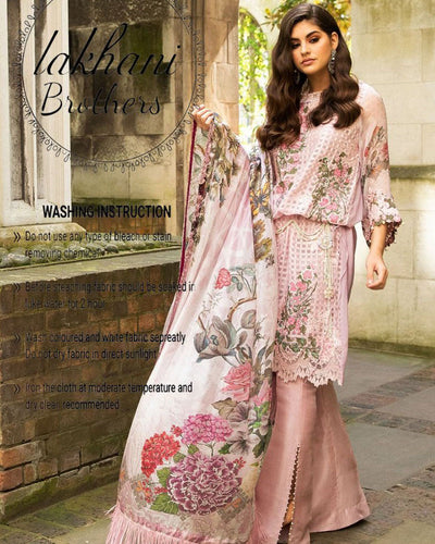 Sobia Nazeer Net New Collection (Replica)(Unstitched)