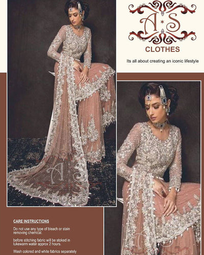 Sobia Nazir Bridal collection (Replica)(Unstitched)