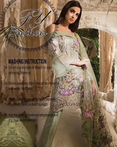 Sobia Nazir Lawn Collection Master Copy Same As Original (Replica)(Unstitched)