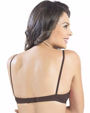 Sonari Omania Bra - Coffee - Non Padded Non Wired - Imported Bra - Bras - diKHAWA Online Shopping in Pakistan
