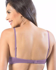 Sonari Smile Bra - Lavender - Non Padded Non Wired - Imported Bra - Bras - diKHAWA Online Shopping in Pakistan