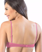 Sonari Smile Bra - Rani - Non Padded Non Wired - Imported Bra - Bras - diKHAWA Online Shopping in Pakistan