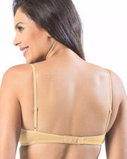 Sonari Smile Bra - Skin - Non Padded Non Wired - Imported Bra - Bras - diKHAWA Online Shopping in Pakistan