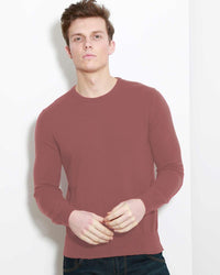 Branded Full Sleeves Sweat T-Shirt For Men - Winter Collection - Mens T-Shirts - diKHAWA Online Shopping in Pakistan