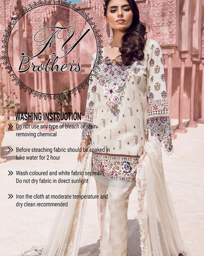 Tina Durrani Lawn Collection Master Copy Same As Original (Replica)(Unstitched)
