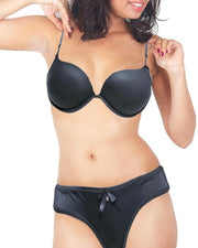Bra Panty Sets Online Shopping in Pakistan. For Rs. Rs.1700.00, ID - NN202102, Brand = Senselle, Victoria's Secret Sexy Bridal Bra Panty Set - Pushup Bra Panty Set in Karachi, Lahore, Islamabad, Pakistan, Online Shopping in Pakistan, Bra Panty Set, cf-color-grey, cf-size-38c, Clothing, Fashion, Women, diKHAWA Fashion - 2020 Online Shopping in Pakistan