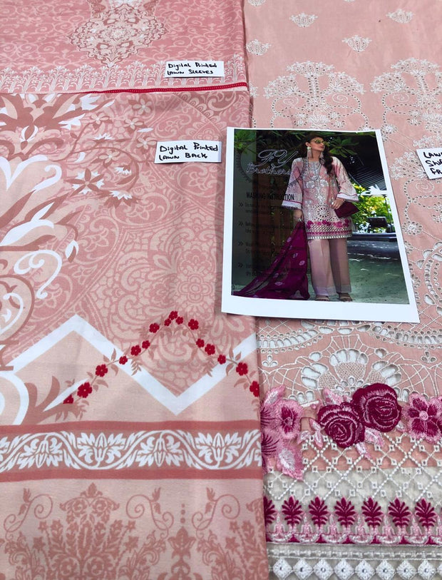 Zainab Chottani (Luxury Lawn Collection)2020