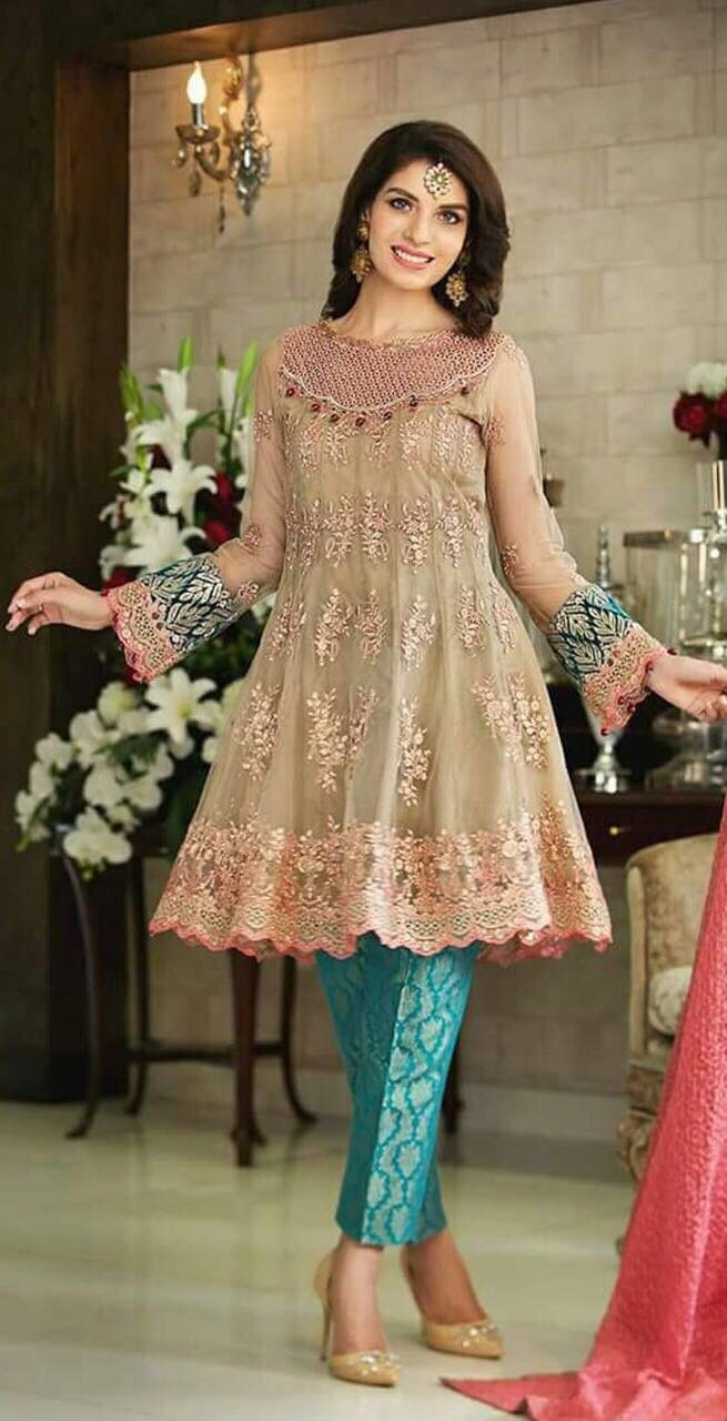 096f2a711d Ombre Chiffon Suit - Online Shopping in Pakistan - Online Shopping ...