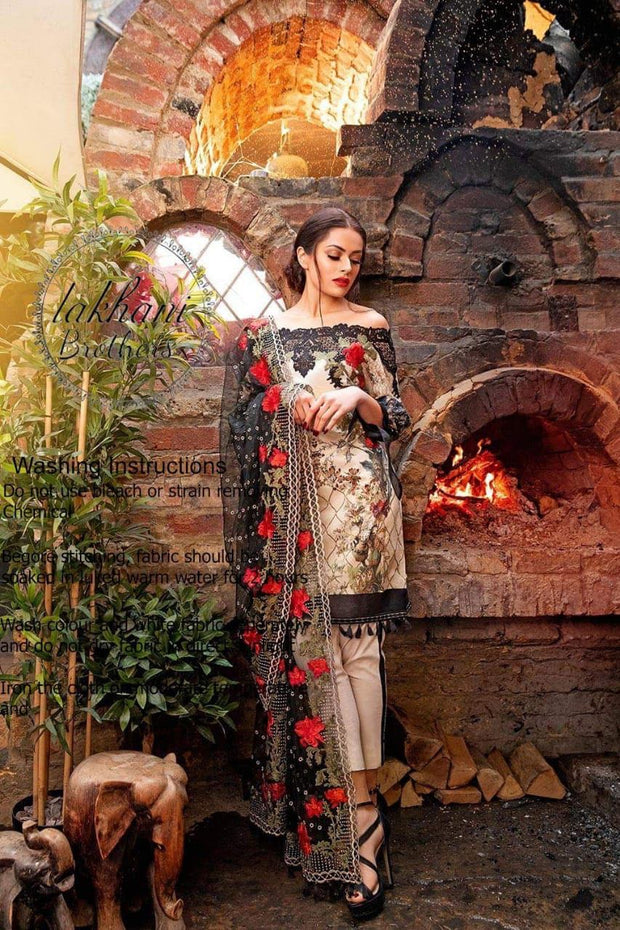 Copy of Sobia Nazeer (Replica)(Unstitched)