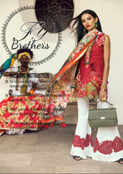 Elan Lawn (Replica)(Unstitched)