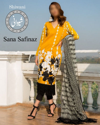 Sana Safinaz  (Replica)(Unstitched)