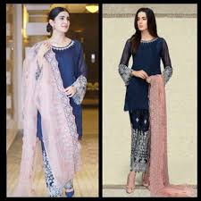 Haniya Amir  (Replica)(Unstitched)