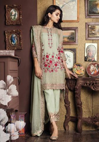 Imrozia Premium Embroidery* Collection(Replica)(Unstitched)