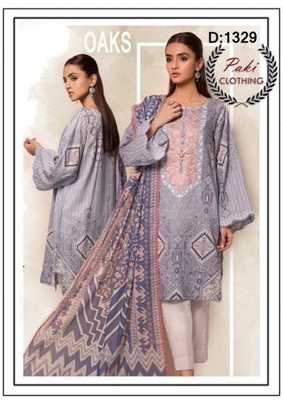 Karandi  Lawn Eid Collection Unstitched